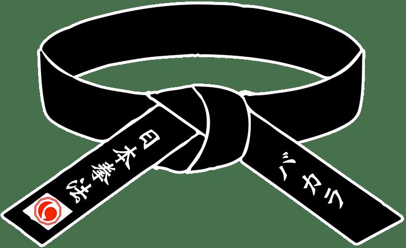 Ceinture noire de Nippon Kempo